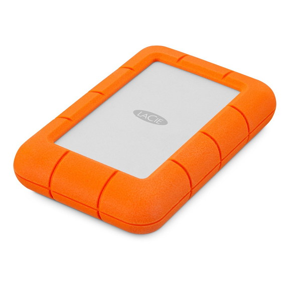 LaCie Rugged 4TB Hard Drive  AMAZON