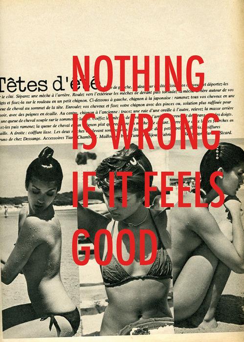 Well said.      via dirty pretty things.