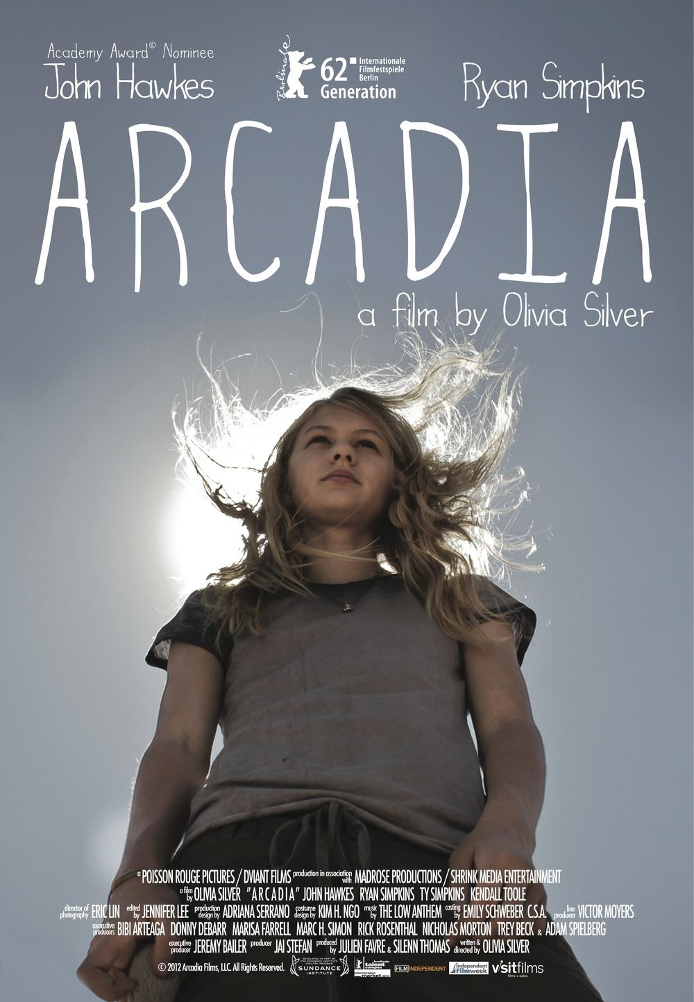 Arcadia Festival Poster