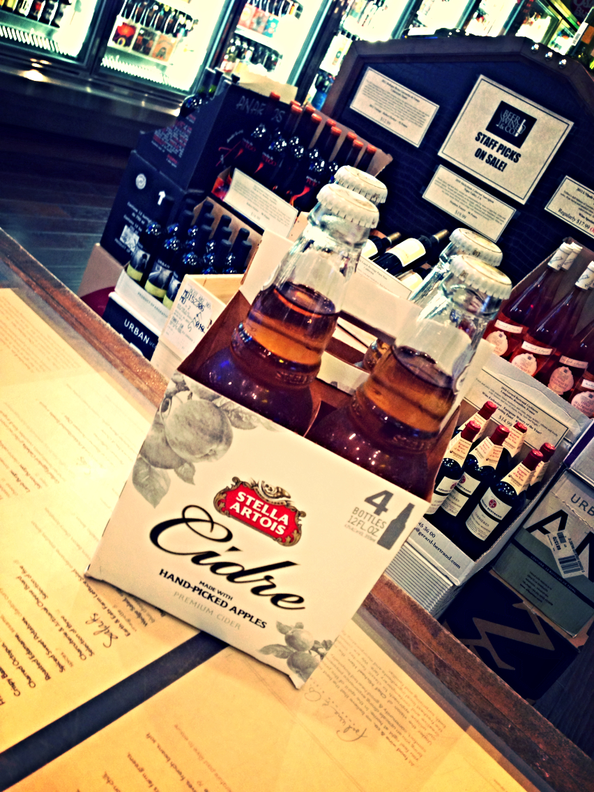 Stella Cidre (restock)