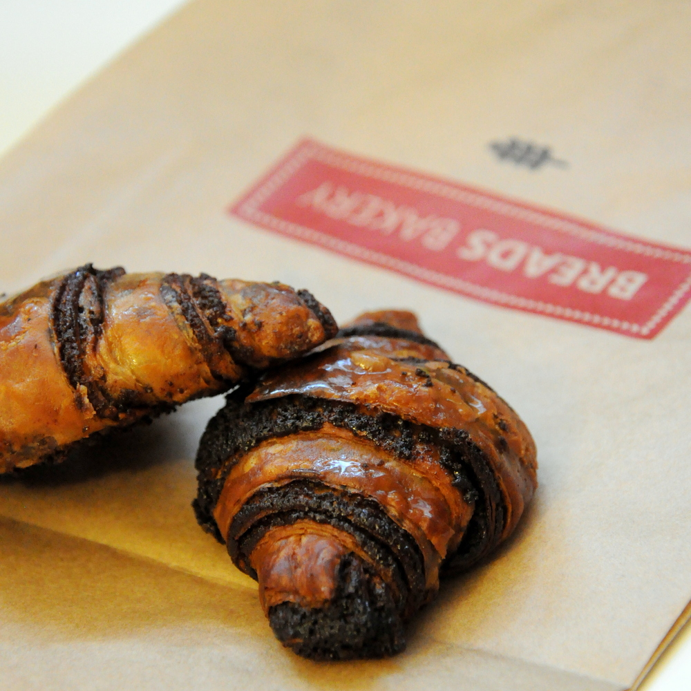 Rugelach at Breads Bakery
