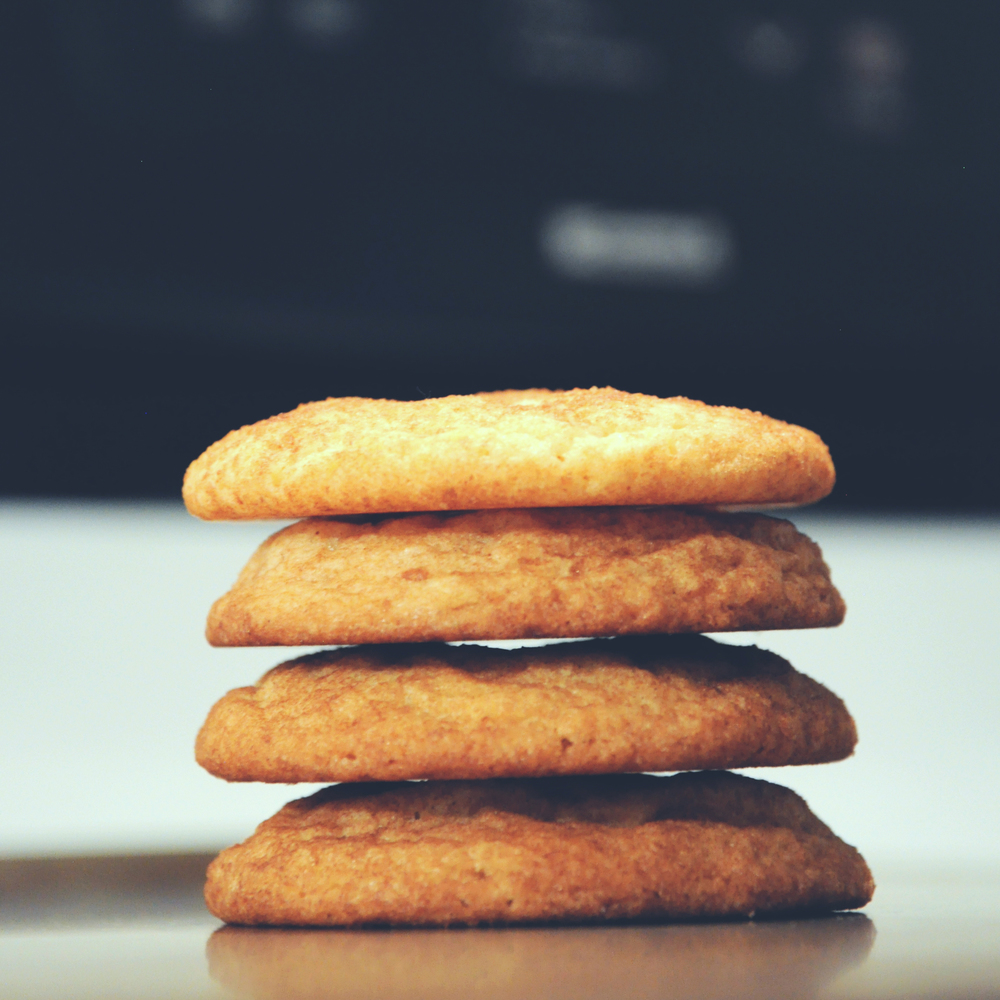 Speculoos snickerdoodles
