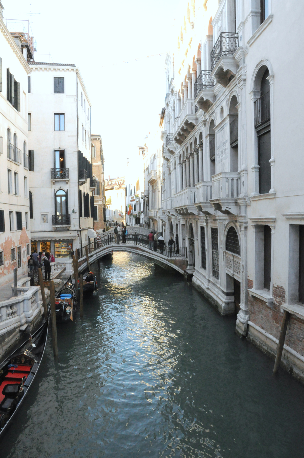 Venice's hidden alleyways