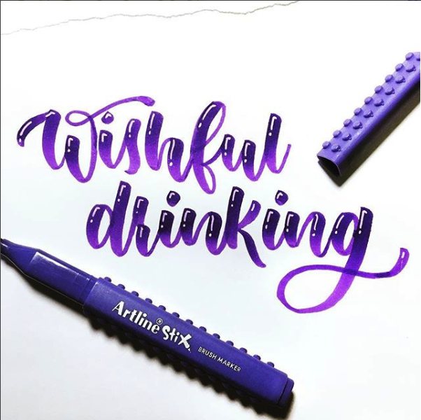 dcletters_lettering_wishful drinking