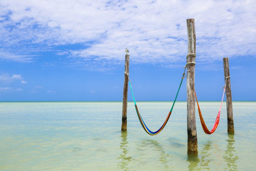 Paradise Found. Isla Holbox, Mexico.