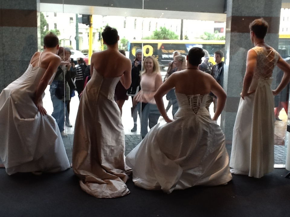 Brides , Barbarian Productions, Bowen House, 2013