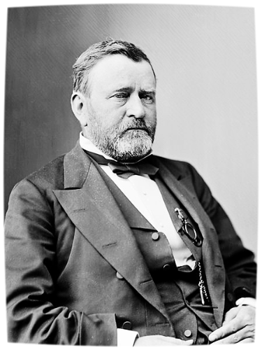 "Ulysses S. Grant is known as a president who had an exceptional combination of ""character and policy."""