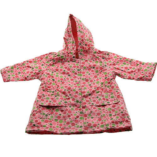 Candy Dot Raincoat Lined (RC - LCD) and Un-Lined (RC - CD)
