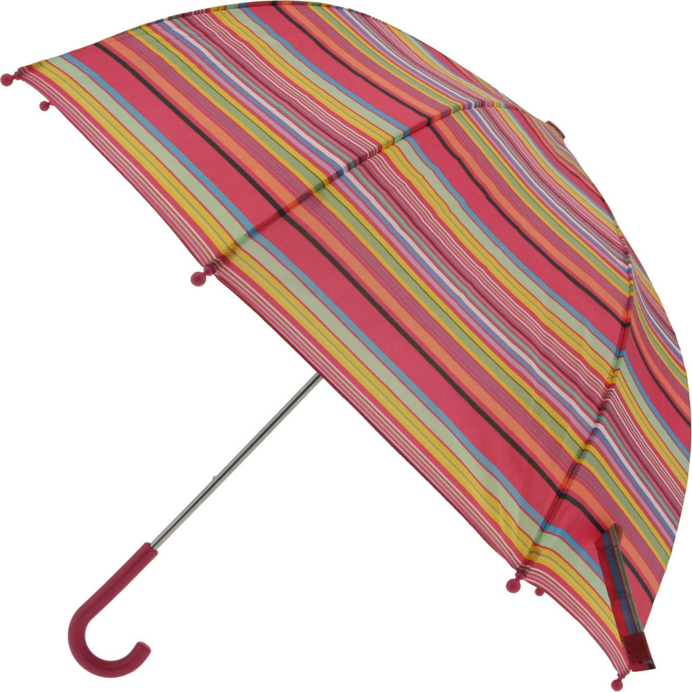 Pink Stripe Umbrella (RU - PS)