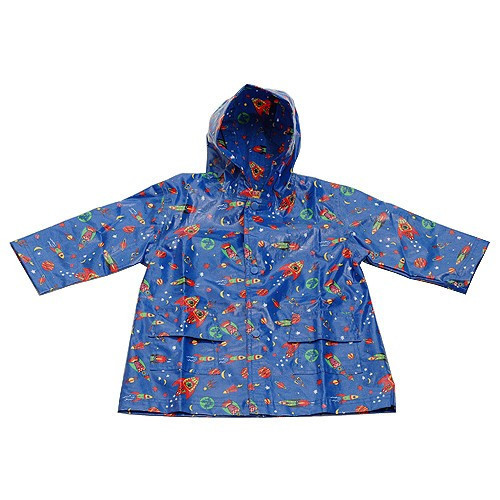Rocket Raincoat Lined (RC - LRK) and Un-Lined (RC - RK)