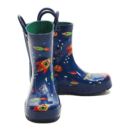 Rocket Rainboots (RB - RK)