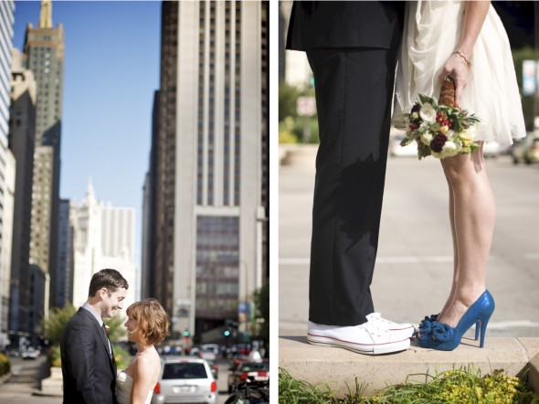 Elizabeth and Dan Married! Part 2 | Intimate Chicago Wedding ...