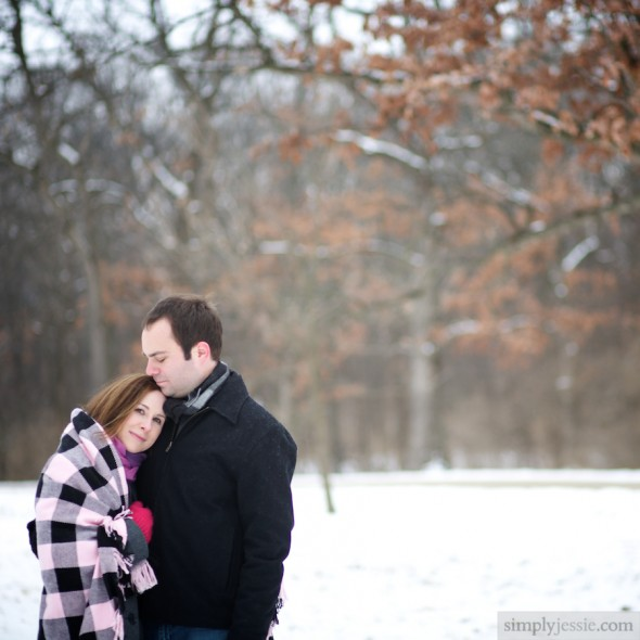 Winter Midwest Engagement