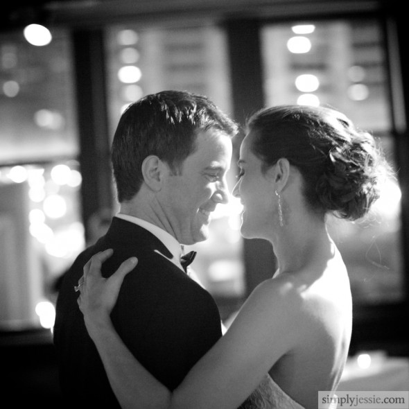 Classic Wedding Photography Dancing