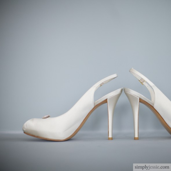 Modern Wedding Shoe
