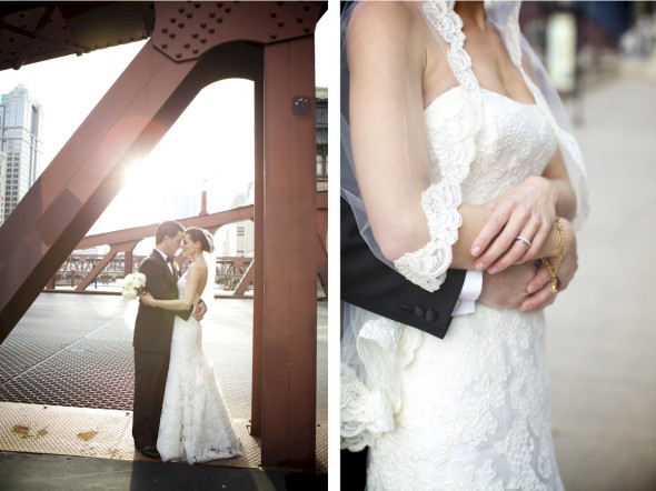 Romantic Chicago Wedding Photography