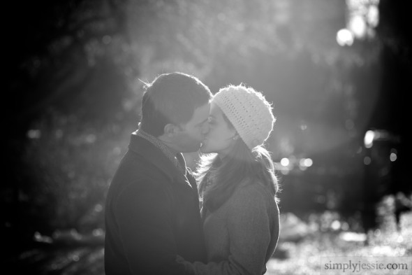 romantic black and white photos