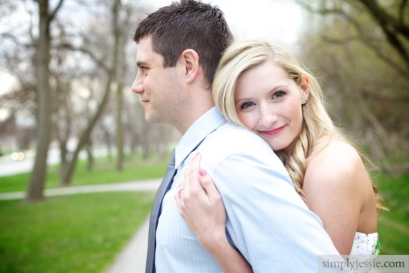 Romantic Wedding Photography in Midwest