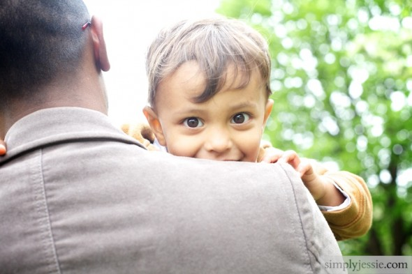 Untraditional Family Photography in Chicago