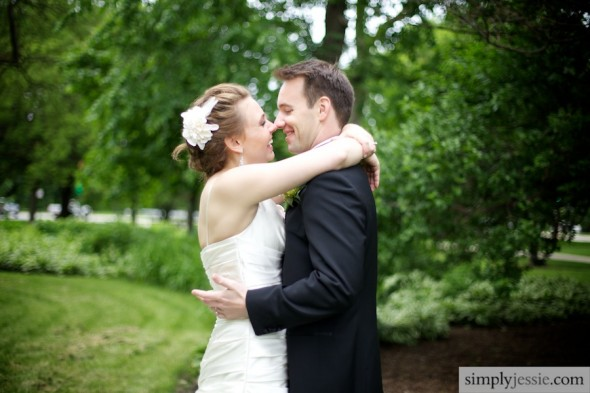 Emotional Chicago Wedding Photography