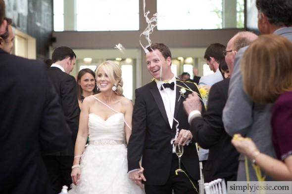 MCA Chicago Wedding Reception