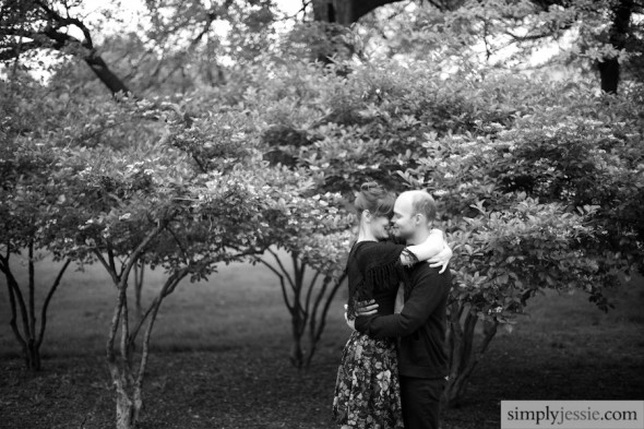 Pilsen Engagement Photography