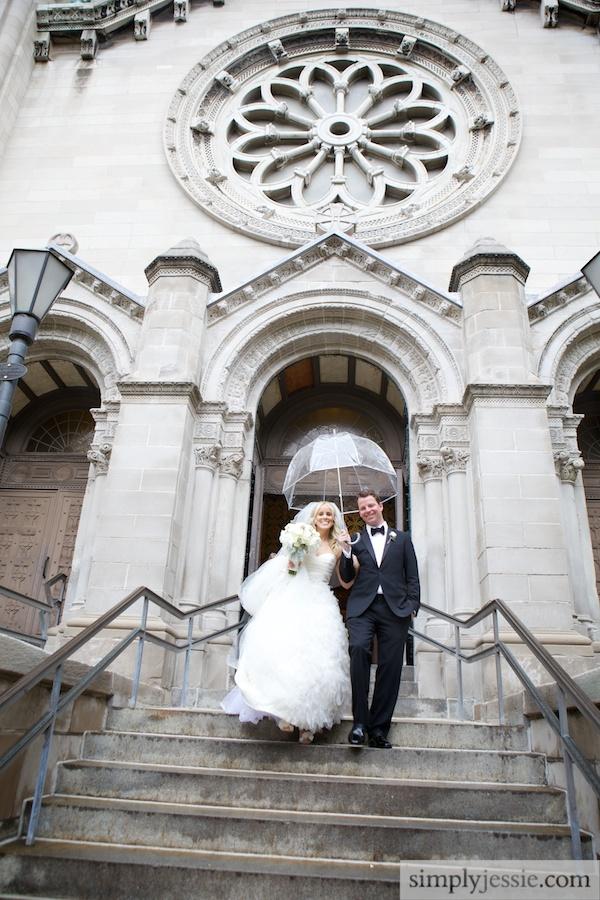 St Clement Chicago Wedding