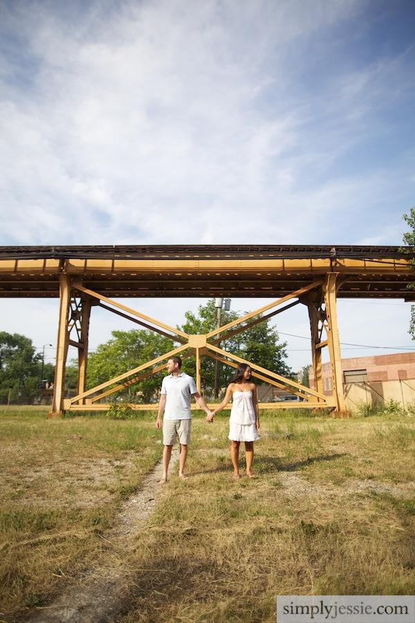 Chicago El Train Engagement