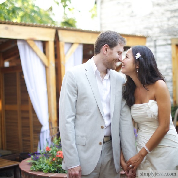 Chicago Wedding at VOLO