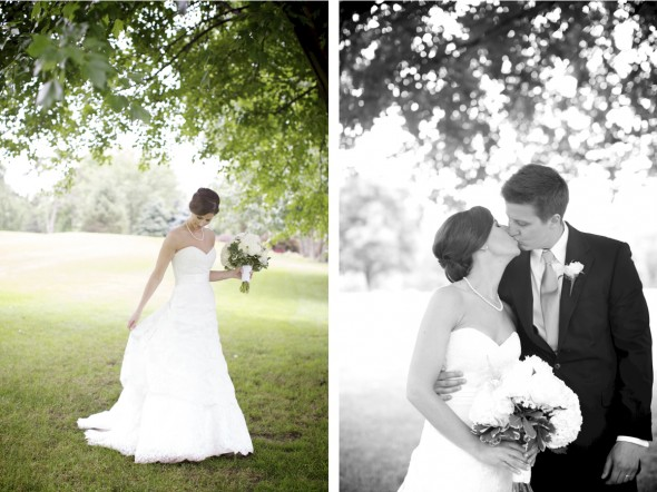 Elegant Outdoor Chicago Wedding Photographers