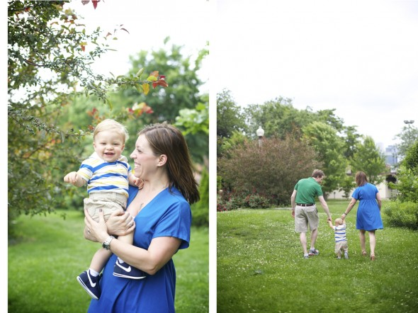 Outdoor Chicago Family Photographer