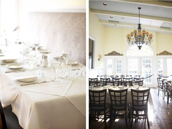 Elegant White wedding at Bistrot Margot