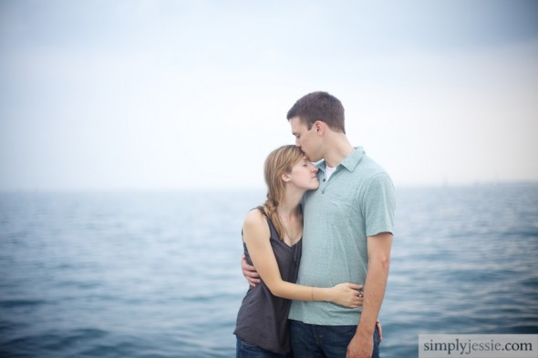 Great lakes Engagement Session