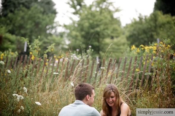 Photojounalistic Engagement Photography