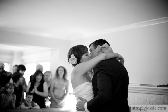 Small Wedding Photography
