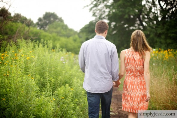 midwest prairie engagement