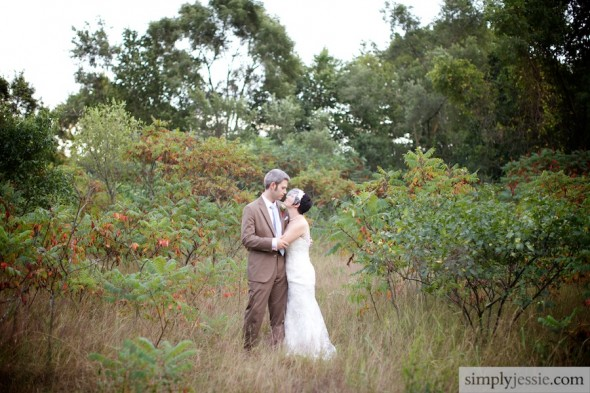 Vintage Wedding Photography Michigan