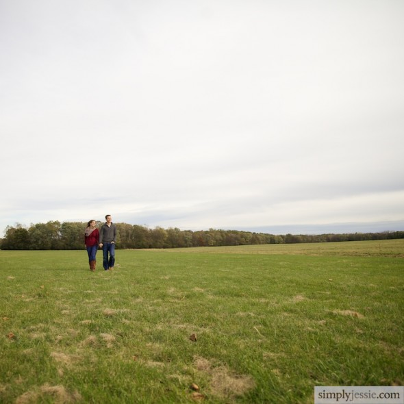 Busse Woods Engagement Photography