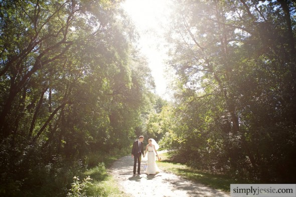 Outdoor Wedding Photographers in Chicago