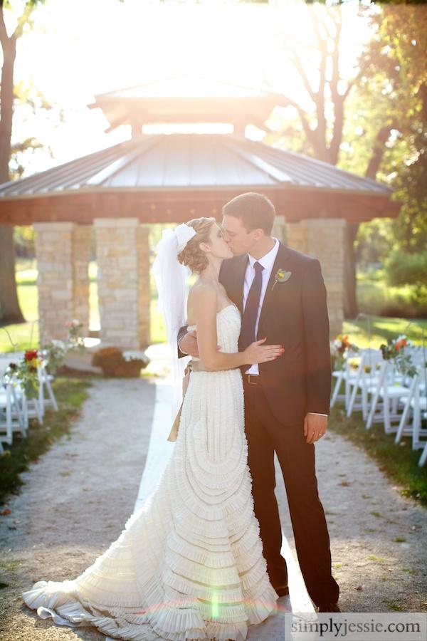 Sunshine filled wedding Photography