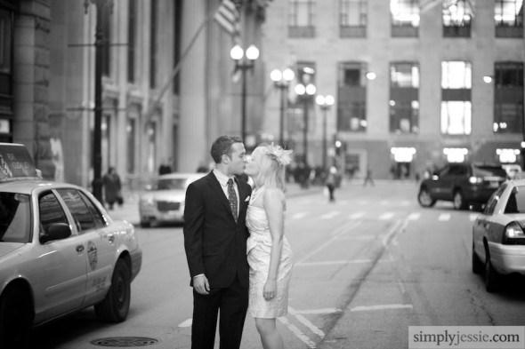 Authentic Chicago Wedding Photography