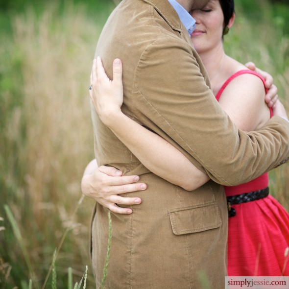 Authentic Engagement Photography