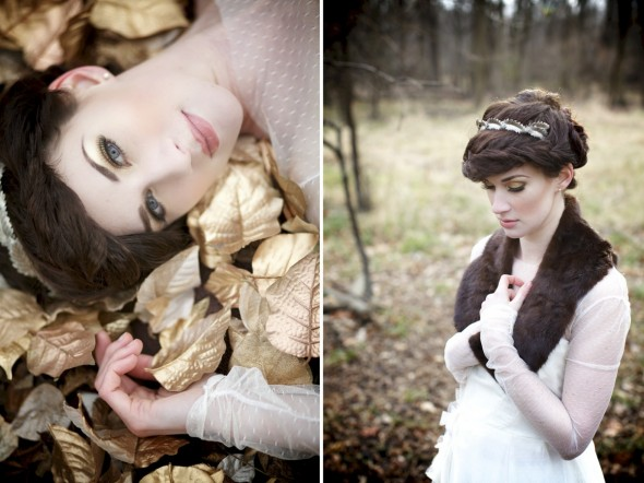 Snow White Bridal Inspiration