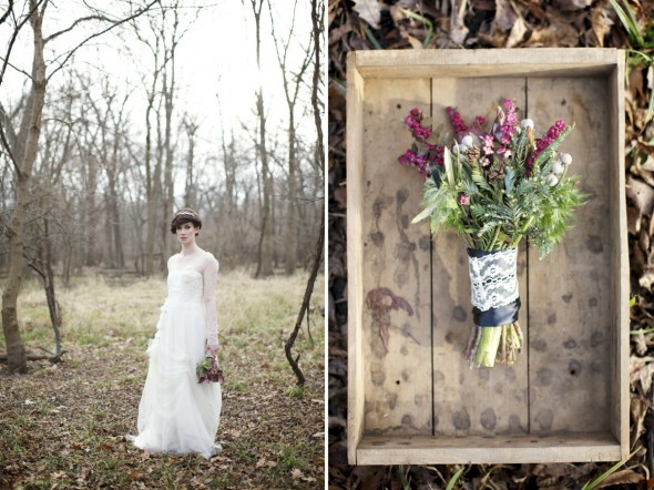 Woodland Wedding Photos
