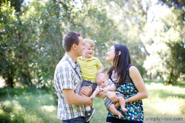 Emotional Family PHotography in Palo Alto