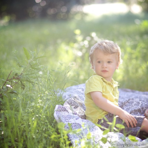 Natural Childrens Photography in San Francisco