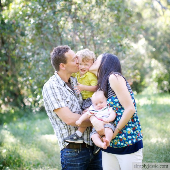 Palo Alto Family Photographer