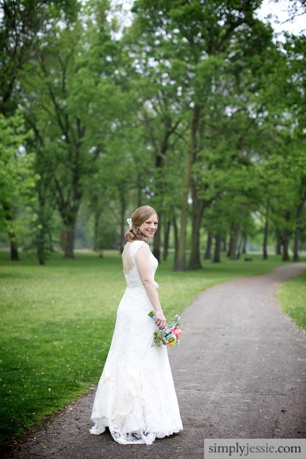 Vintage Garden Bride
