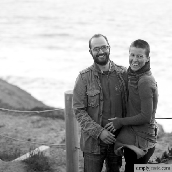 Natural Engagement PHotography in SF