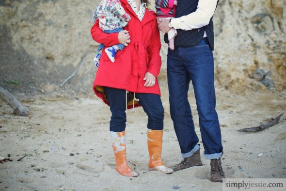 Half Moon Bay Family Photography